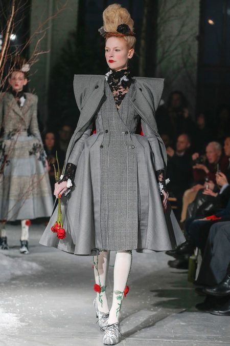 Thom Browne Fall 2013 Ready-to-Wear Collection