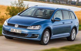 BmotorWeb: VW Golf Variant chega ao Brasil (Preços)