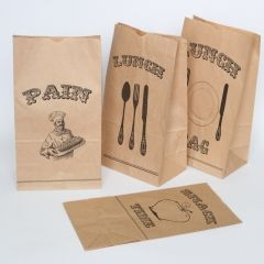 Vintage Lunch Bag Printables: Favors Printables, Bags Printables, Brown Paper Bags, Brown Bags, Lunches Bags, Bags Favors, Lunch Bags, Free Printables, Vintage Lunches