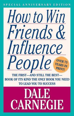This is a classic and deserves to be reread regularly. This is not a salesperson book - this is a life and relationship book