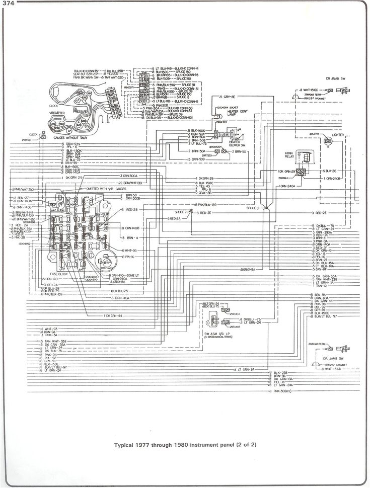 instrument panel of 1981 chevy c10 fuse box wiring diagram. Black Bedroom Furniture Sets. Home Design Ideas