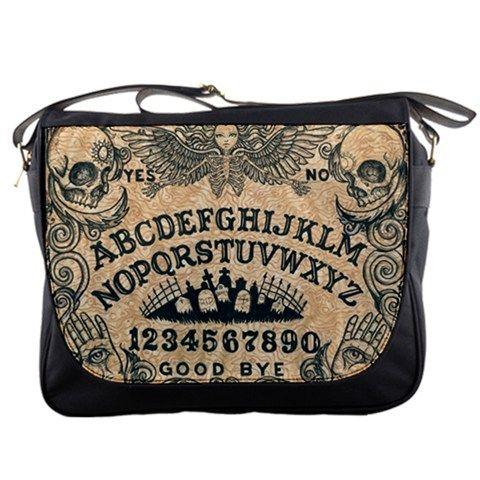 Ouija Board Messenger Bag - Purses & Handbags | RebelsMarket