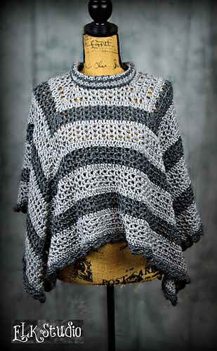http://www.ravelry.com/patterns/library/the-evening-chill-poncho