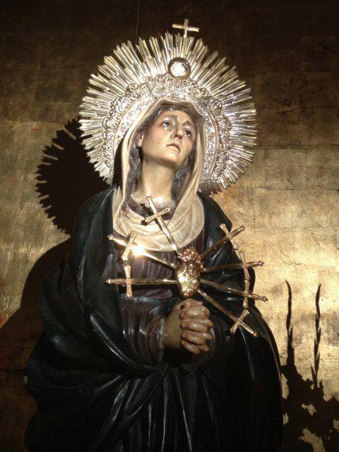Sanctified marys virginity congratulate