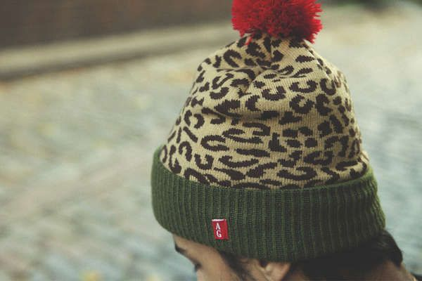 Acapulco Gold 2012 Fall Lookbook Features Patterned Hats #mensfashion