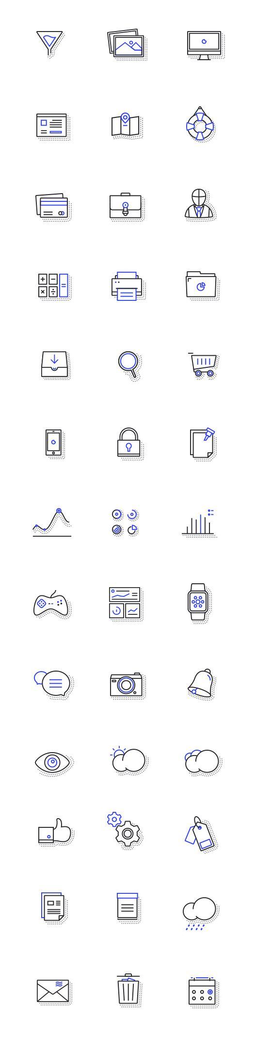 무료 아이콘 디자인소스 .PSD .AI