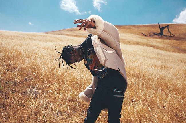 JACQUES WEBSTER  (a.k.a. Travis Scott...