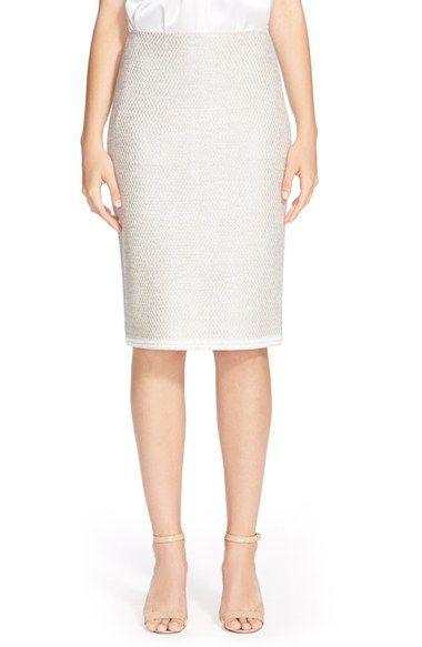 'Cerio' Knit Pencil Skirt