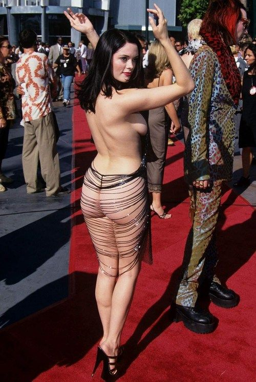 rose mcgowan nude c