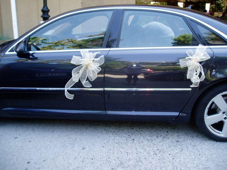 decoracion en auto