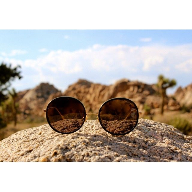 Desert vibes at Joshua Tree with the Freebird | DITAeyewear #TWOL24 #TheWayofLiving24