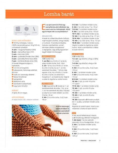 cca242dd73 Digitalstand: újság előfizetés, digitális magazinok - Praktika különszám -  Amigurumi 2. - Amigurumi 2.