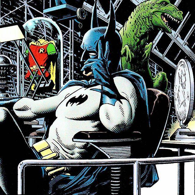 "#mulpix Bored... @Regrann from @endternet -  The Batcave BATMAN: BLACK AND WHITE no. 4 (Sep. 1996) ""An Innocent Guy"" By Brian Bolland  #Regrann  #batman  #dc  #dccomics  #art  #batmanvsuperman  #warnerbros  #superman  #draw  #joker  #dcuniverse  #starwars  #dark  #batwing  #playstation  #darkknight  #dcinjustice  #comics  #justiceleague  #marvel  #wb  #comic  #bat  #batmobile  #harleyquinn  #gotham  #arkham  #superhero  #callofdutyblackops3  #wonderwoman"