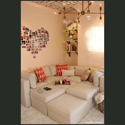 Teenager, Bedroom, Hangout, Girls, Furniture,kids, Room, Bedroom, Part 62