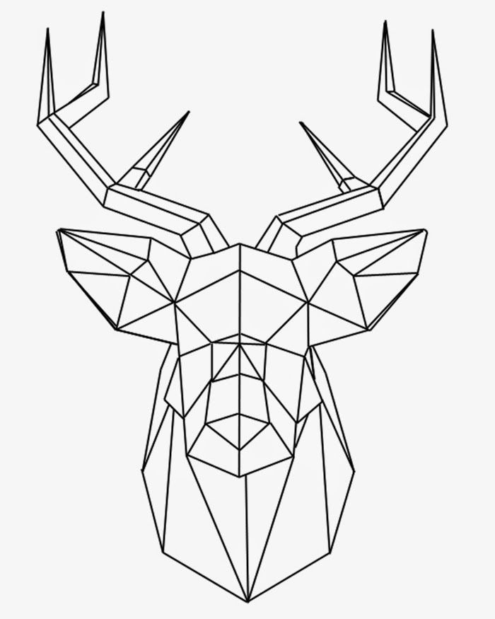 dessin origami - Lilo