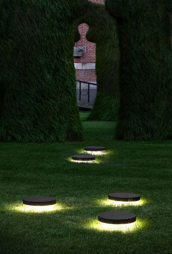 129 best images about landscape lighting trends on for Outdoor ground lighting
