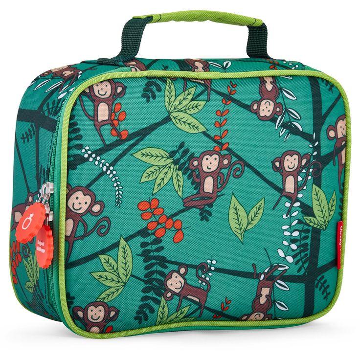 Cheeky Kids Insulated Lunch Bag - Monkeys,