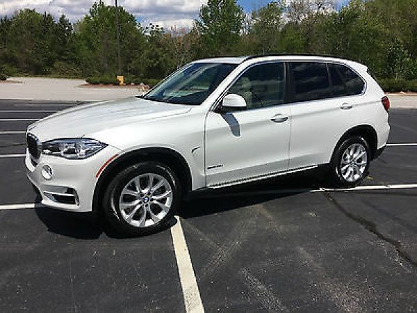 BMW: X5 sDrive35i Sport Utility 4-Door 2016 x 5 sdrive 35 i loaded with options