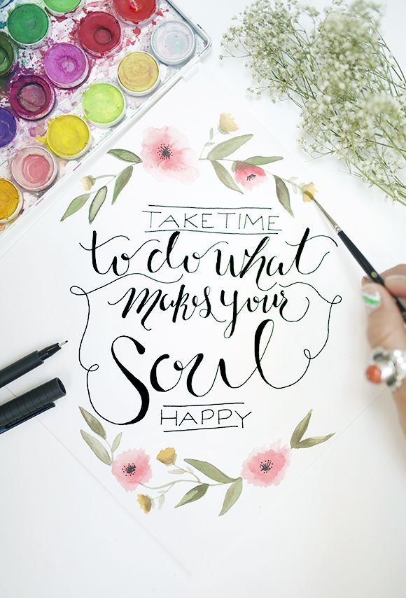 best 25 calligraphy quotes ideas