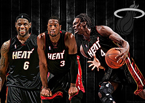 Will the Heat actually win the championship this year? #NBA