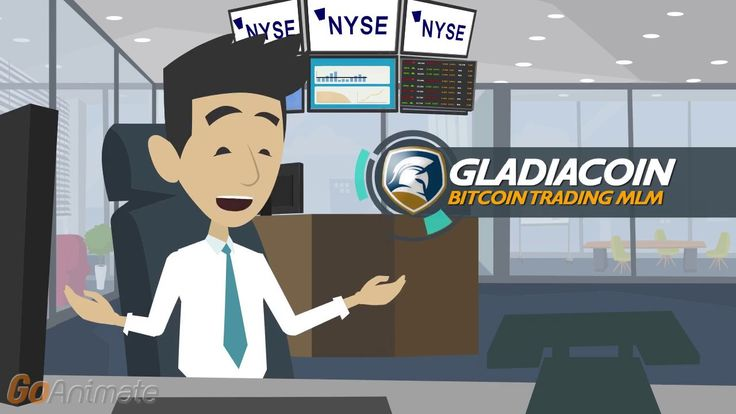 GLADIACOIN - Double your Bitcoins in 90 days - English promo introduction