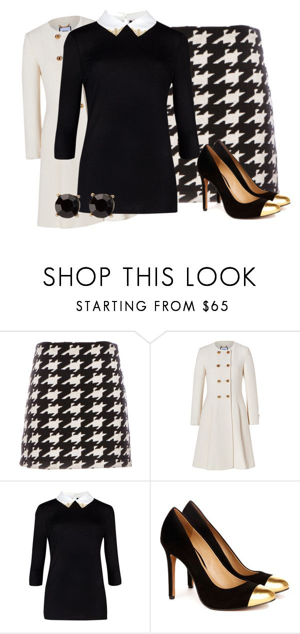 """Untitled #341"" by heartya ❤ liked on Polyvore featuring Alice + Olivia, Moschino, Ted Baker and Sole Society"