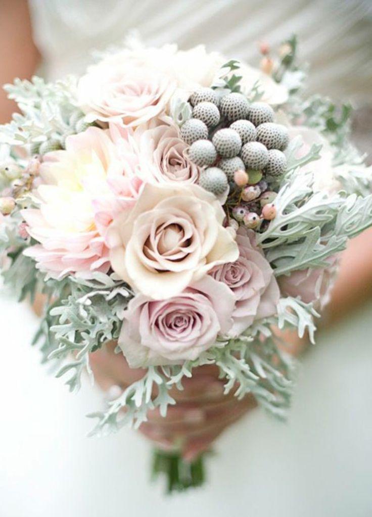 Winterhochzeit blumen  Die besten 20+ Winter Hochzeit Blumen Ideen auf Pinterest ...