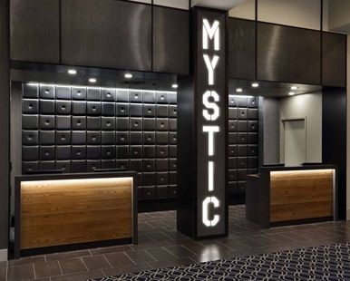 Hilton Mystic at the Aquarium Hotel, CT - Front Desk | CT 06355