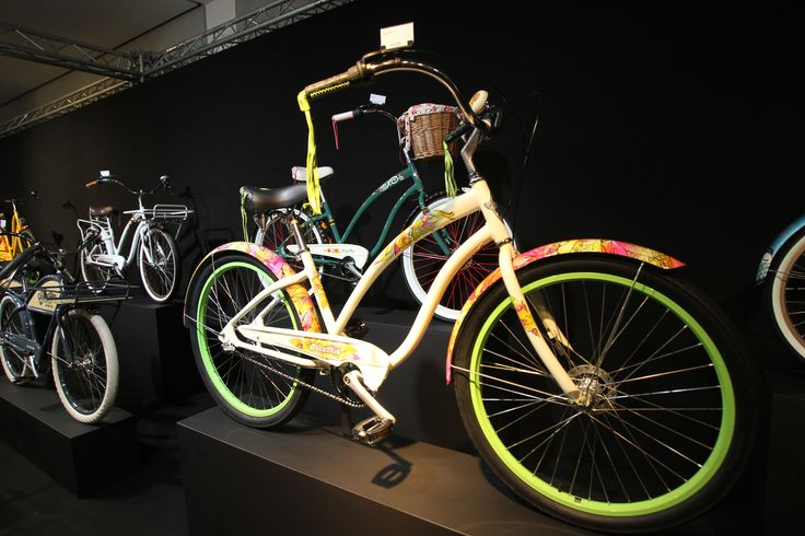 Another Electra bike. This one is designed for ladies.