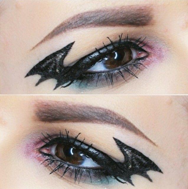 26 best Extreme Gothic Eye Makeup images on Pinterest | Gothic eye ...