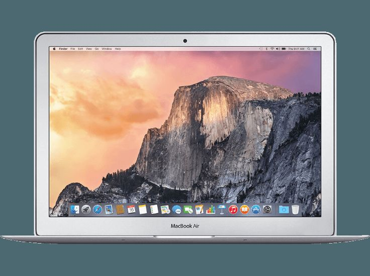 "APPLE MacBook Air 13"" Core i5 1.6G/4GB/128GB SSD"