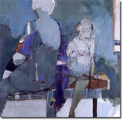 Newbury Fine Arts - Liz Gribin