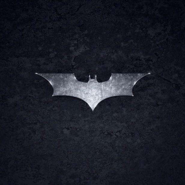 Dark Night Symbol - iPad Wallpaper