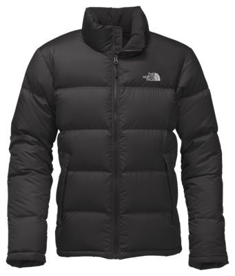 "The North Face Nuptse Jacket for Men - TNT Black/TNF Black - M: """"""This… #camping #hiking #outdoors #shooting #fishing #boating #hunting"
