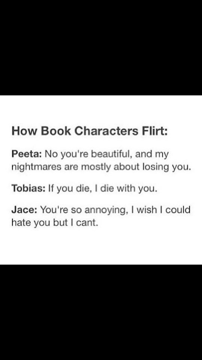 And this is why I am in love with Jace.