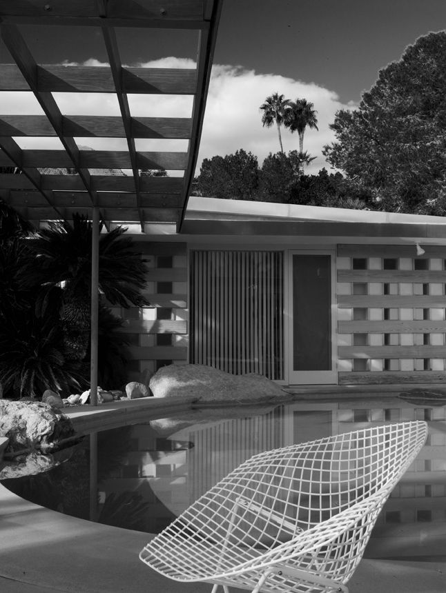albert frey / raymond loewy house, palm springs