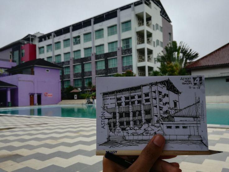 aston hotel tanjung
