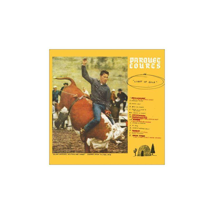 Parquet courts - Light up gold (CD)