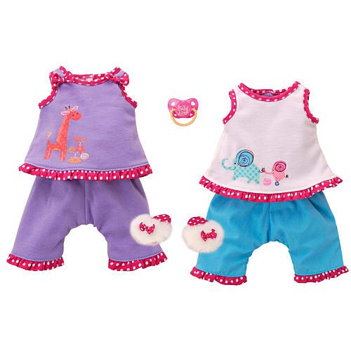 Baby Alive Clothes And Accessoriesbaby Alive Reversible