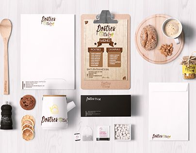 "Check out new work on my @Behance portfolio: ""Postres Vital"" http://be.net/gallery/38722545/Postres-Vital"