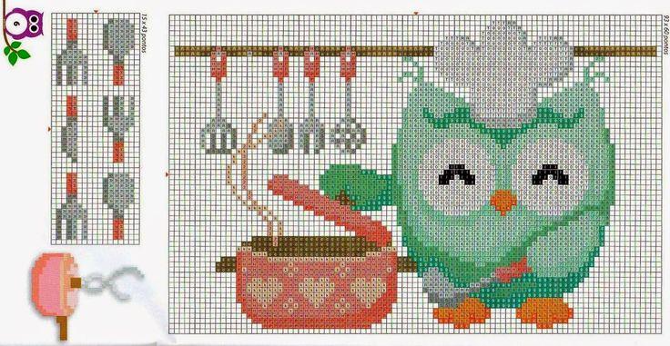 kallana-ponto-cruz-cross-stitch-coruja-1.jpg (1600×829)