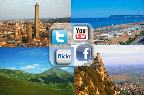 Emilia Romagna turismo e social media marketing