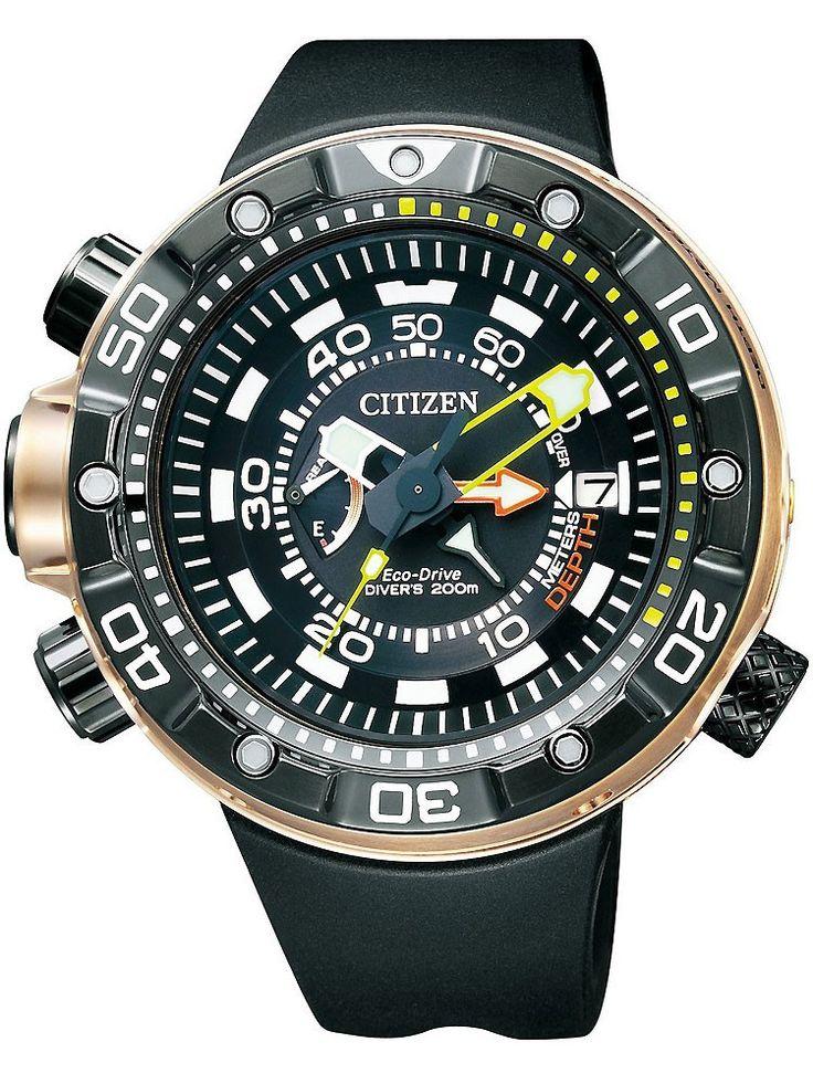 - 5 % REDUCERE / OFF / Citizen Promaster Marine BN2025-02E 49 mm 20 ATM Tiefenmesser Cod produs: mid-14971  Acum: 3.008,67 lei Pret recomandat*: 3.198,
