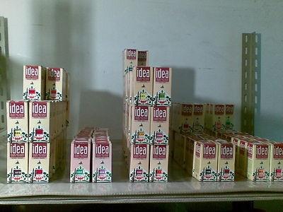 N° 67 Colori per Stoffa della Maimeri Tinte Assortite in Bocce da 50 ml