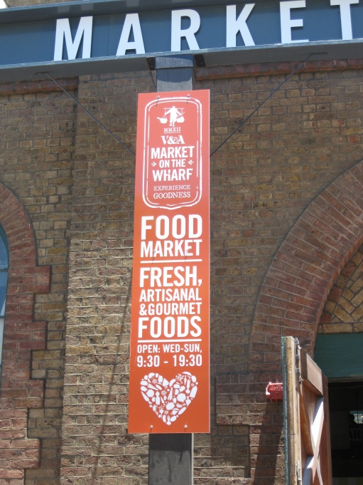 V Market on the Wharf  The Taste Trail: Cape Town, South Africa « Real Food Knowledge