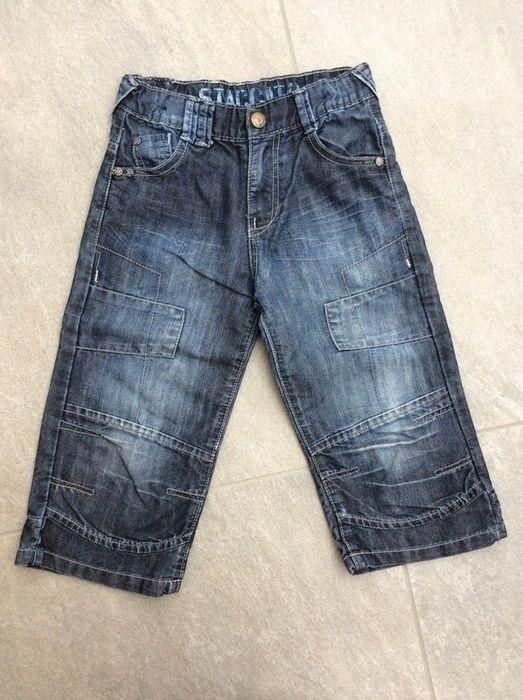 Mein Coole Staccato 3/4 Hose / kurze Hose / Shorts / Jeans / Gr. 116 / super Zustand von Staccato! Größe 116 für 16,00 €. Schau´s dir an: http://www.mamikreisel.de/kleidung-fur-jungs/caprihosen-und-3-slash-4-hosen/35131147-coole-staccato-34-hose-kurze-hose-shorts-jeans-gr-116-super-zustand.