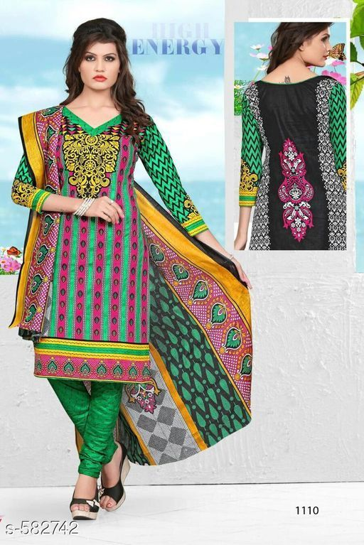 344b99b404 Suits and dress Materials: Cotton Rs.399/- free COD WhatsApp +919730930485