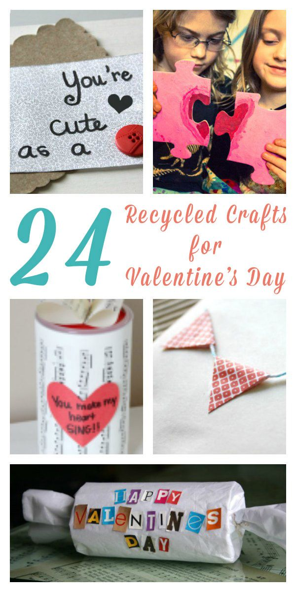 There's still time to get your Valentine's Day crafting on!