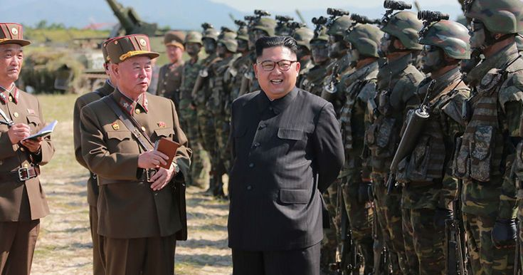 North Korea: Preparing 'Pre-Emptive Attacks With Nuclear Force'