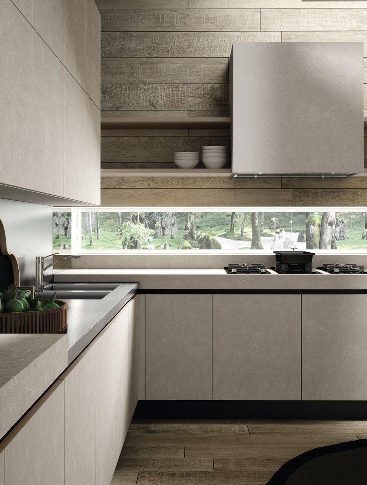 Wood | Kitchen | BFarredamenti